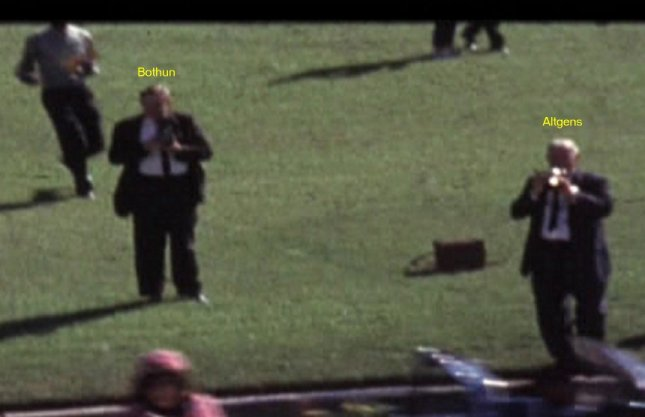 Bothun and Altgens in Zapruder