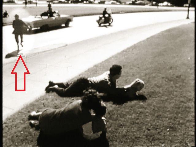 Death In Dealey Plaza-40-Weigman in Atkins film