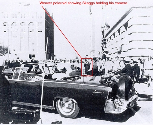 Allegedly Skaggs in Weaver photo.