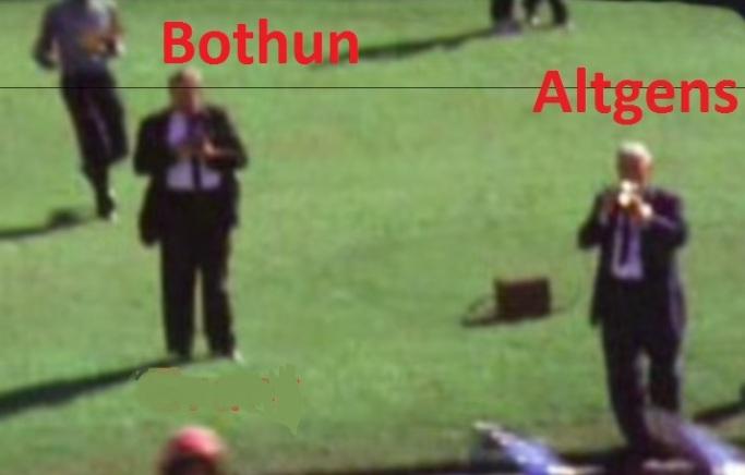 Z-Bothun and Altgens in Zap