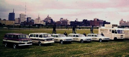 KRLD cars