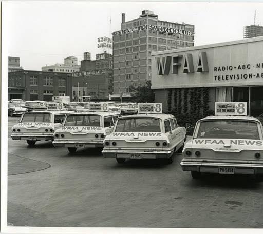 WFAA car